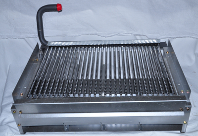 005216F BURNER TRAY 405 - RAYPAK HEATER PARTS
