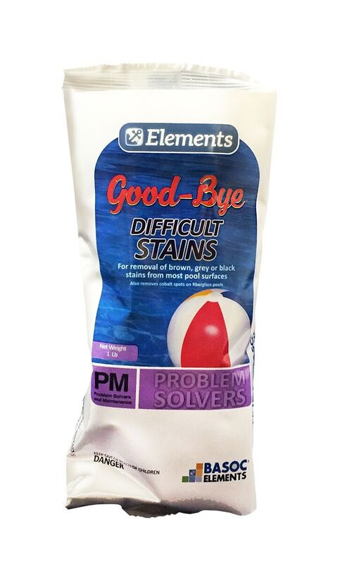 GOOD-BYE DIFFICULT STAINS - 1LB - 2X12CS - ESSENTIAL ELEMENTS