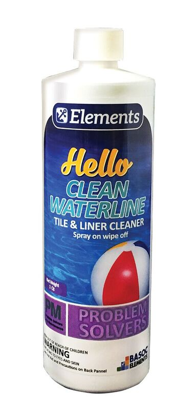 HELLO CLEAN WATERLINE - 1QT EACH - ESSENTIAL ELEMENTS