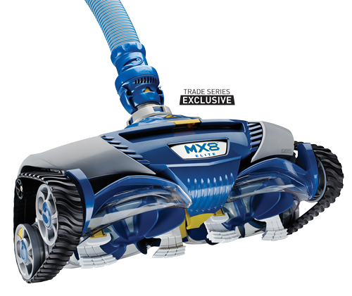 MX8 ELITE SUCTION POOL CLEANER - SUCTION CLEANERS